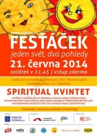 Fesťáček 2014