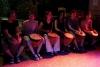 Výuka afrických rytmů 9.6.2010