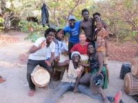 Jarní kurzy afro bubnování ve Zlíně a Vsetíně