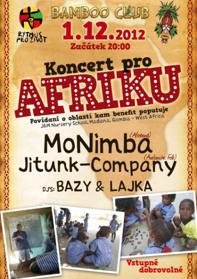 Koncert pro Afriku