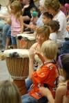 Nové pravidelné bubnování pro děti i dospělé ve Zlíně